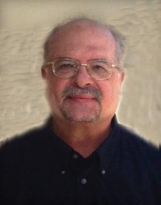Russ artistic head shot